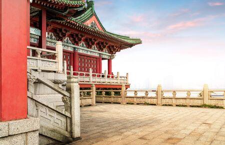 poetic: Tengwang Pavilion,Nanchang