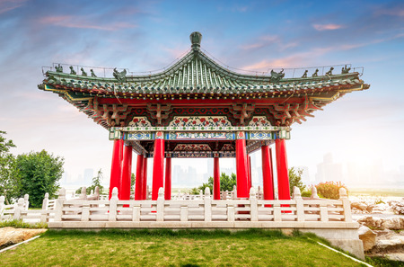 poetic: ancient Chinese architecture