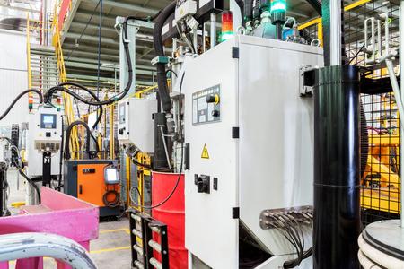 自動車生産パイプライン用ロボット コント ローラー