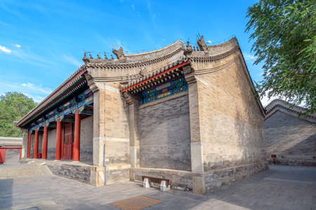 Gongwang Mansion, Beijing, China, Prince Gong's Mansion is the residence of Prince Gong of the Qing Dynasty