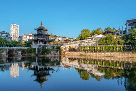 Guiyang's Famous Ancient Architectural Landscape