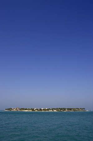 Bone island off key west, Florida,USA photo