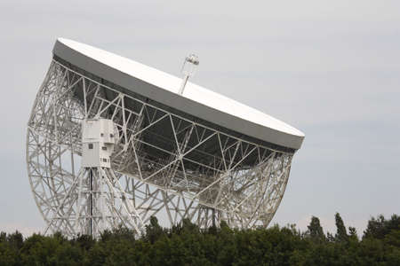 radio telescope: jodrell bank radio telescope renamed the lovell radio telescope
