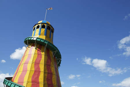 helter skelter Stock Photo