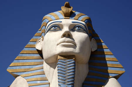 replica of the great sphinx of giza