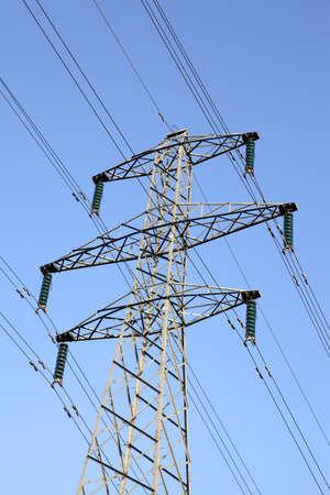 electricity pylon queens drive nottingham england uk Stock Photo - 6449834