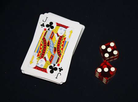 Playing cards Stock Photo - 5275900