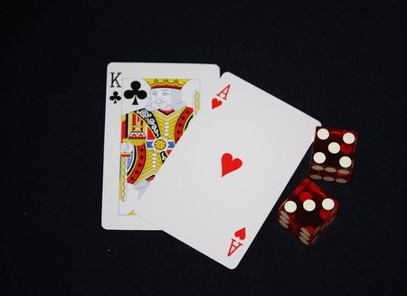 Playing cards Stock Photo - 5275899