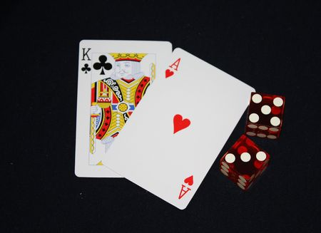 Playing Cards Stock Photo - 5275898