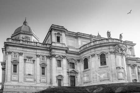 cappella: Bas�lica de Santa Mar�a la Mayor, Capilla Paulina en Roma, Italia.