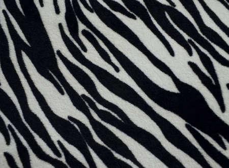 pattern black end white
