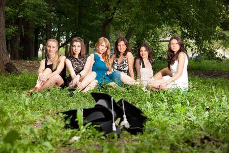 bachelor s degree: Bachelors Stock Photo