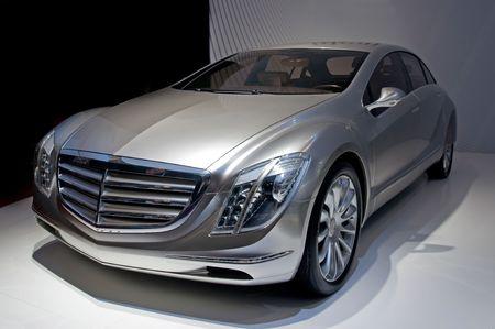 Futuristic car Stock Photo - 6897214