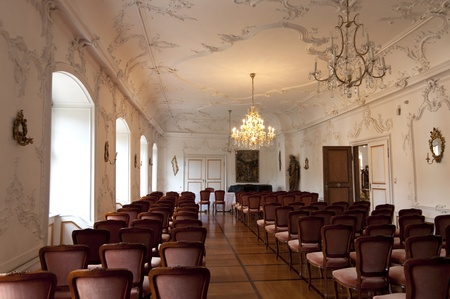 Antique Interieur of a Villa in Germany Stock Photo - 14737400