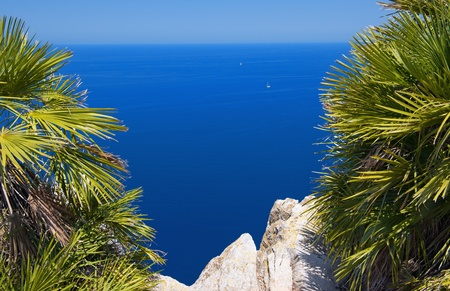 Cape Formentor in the Coast of North Mallorca, Spain   Balearic Islands   photo