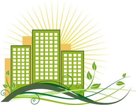 eco building: City green