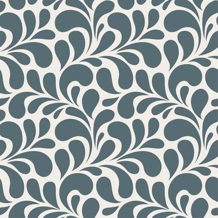 twig: Pattern floral Illustration