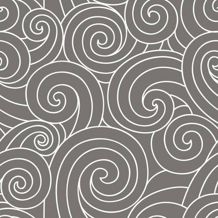 Wallpaper abstract waves