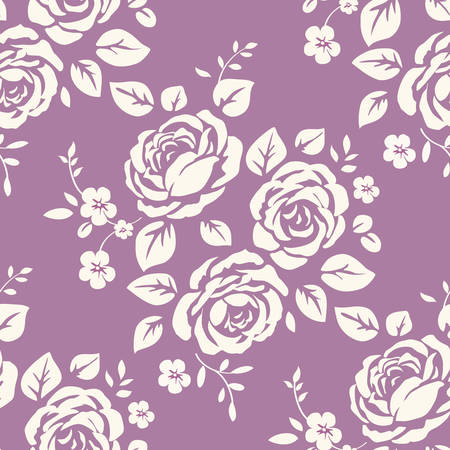 Floral pattern seamless Vectores