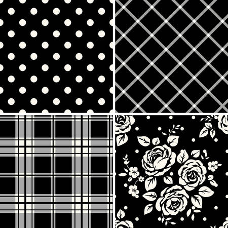 Patterns set 向量圖像