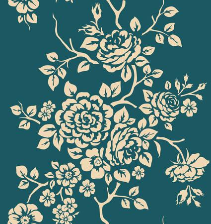 花柄 写真素材 - 33953988