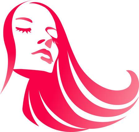 simbolo de la mujer: Chica de moda