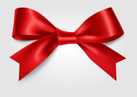 dcor: Red bow.