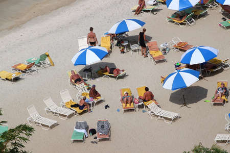 penang: Penang Beach