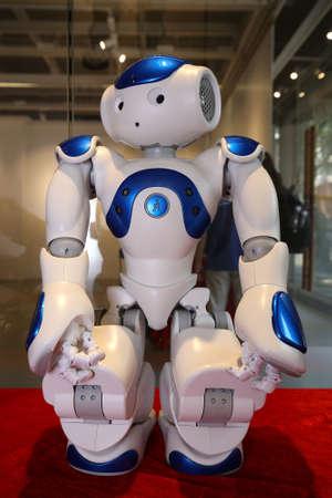 almighty: Intelligent robots