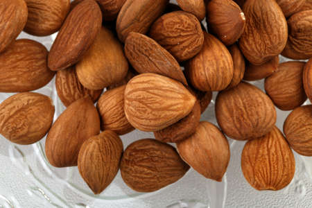 apricot kernel: South almonds
