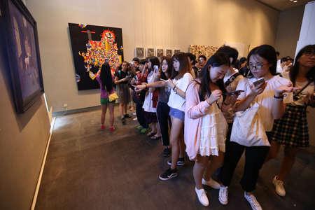 meticulous: Guangzhou Academy of Fine Arts Graduation Exhibition