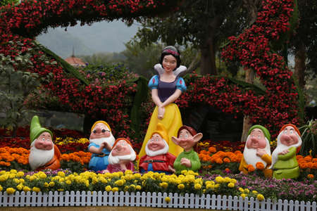 Snow white and the Seven Dwarfs Editorial