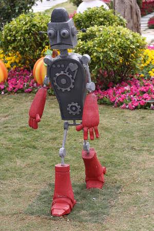 gules: Cartoon robot