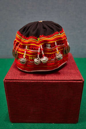 Children hat of Yao's costume Editorial