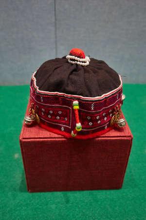 Yao minority children hat