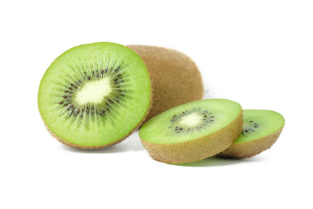 The kiwifruit or Chinese gooseberry (often shortened to kiwi), is the edible berry of a woody vine in the genus Actinidia photo