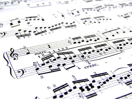 quavers: music