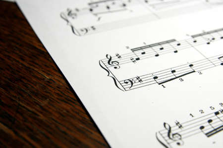 sheetmusic: music