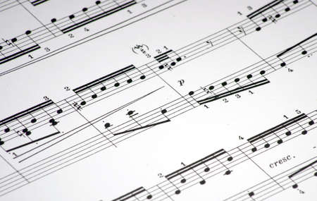 sheetmusic: notes