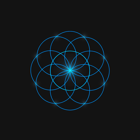 esoterics: Symbols of sacred geometry