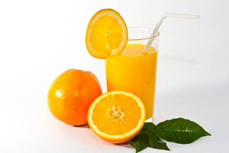 Orange Juice Stock Photo - 11789409