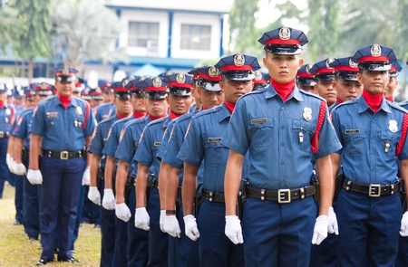 pinoy: Members of Philippine National Police