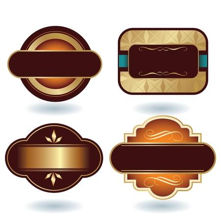 brand logo: Chocolate Logo Template