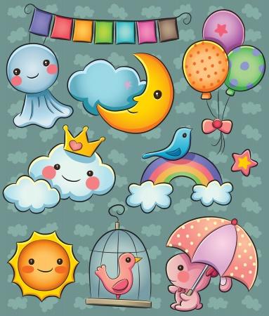arcoiris: El tiempo en la colecci�n