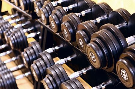 fortaleza: Disparo de un equipo de entrenamiento con pesas