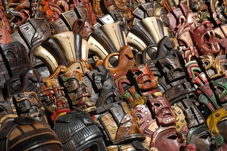 Mexikanische Souveniers