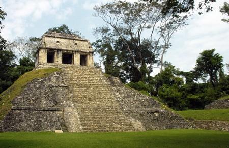 Palenque Mexico photo