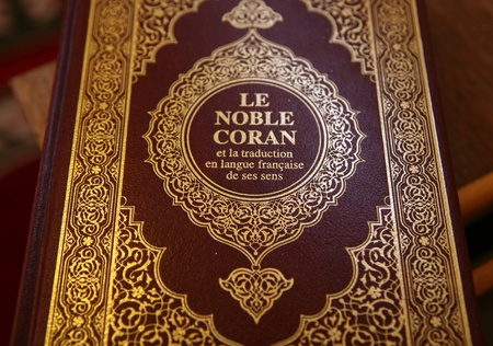 Koran translated to French language