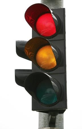 stop light: Semaphore