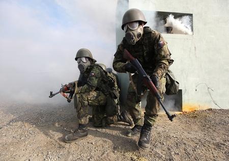 Ausbildung der Armee der Tschechischen Republik